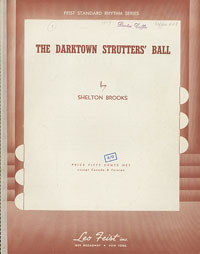 Darktown Strutters' Ball