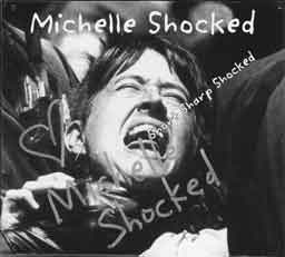 my autographed copy of 'Short Sharp Shocked'